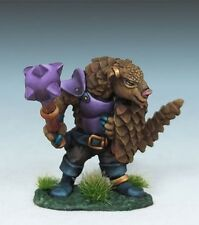 Visions in Fantasy PANGOLIN WARRIOR Dark Sword Miniatures DSM8030