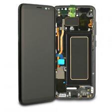 Original Samsung Galaxy S8 (G950F) LCD Display Ersatz Touch Screen SCHWARZ BLACK