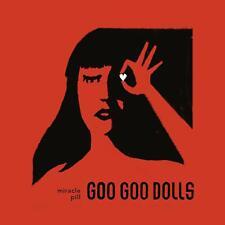 GOO GOO DOLLS MIRACLE PILL CD (Released September 13th 2019)