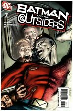 Batman and the Outsiders (2007) #7 NM 9.4 Doug Braithwaite Cover Chuck Dixon