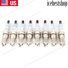 8pcs NEW SP493 Spark Plugs Motorc AGSF32PM For FD V8 Free shipping
