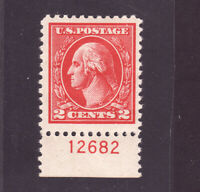 Scott # 528b ...2c Washington Offset Issue Type VII... Mint OG .  Catalog 20.00
