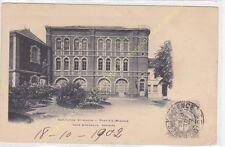 CPA 60700 PONT SAINTE MAXENCE Institution St Joseph Cour & parloirs Edit BREGER