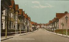 UK Porthcawl - Esplanade Avenue old postcard