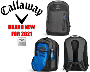 CALLAWAY CLUBHOUSE BACKPACK ** NEW FOR 2021 **
