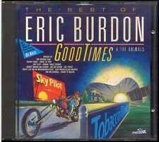 CD: Eric Burdon & The Animals: Good Times - The Best Of, Polystar 835 677-2