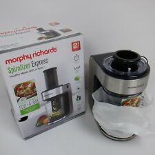 noir Morphy Richards 3 en 1 Digital Kitchen 5 kg Capacité Cruche Balance 46610