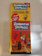 Johnnyfer Jaypegg e il tesoro degli alieni commestibili - Fumetto game SIO Nuovo