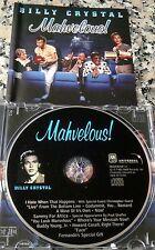 BILLY CRYSTAL Mahvelous OOP CD You Look Marvelous Fernando 1985 Hit Paul Schafer