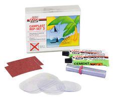 Schlauchboot Reparatur Flickzeug Luftmatraze Zelt Rep Set Plastik XL