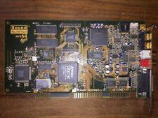Creative Sound Blaster AWE64 Gold CT4390 ISA soundcard