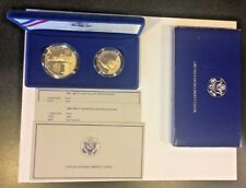 1986 United States Mint LIBERTY COINS PROOF SET with COA