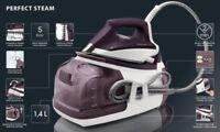 Rowenta Perfect Steam DG8520 Centro de planchado 5 bares autonomía ilimitada ECO