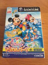 Game Cube Disneys Magical Park Japanese NTSC-J