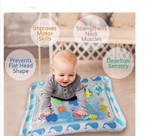 New Baby Water Play Mat Inflatable Toy Mat for Infant & Toddlers