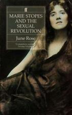 Marie Stopes and the Sexual Revolution(Paperback Book)June Rose-VG