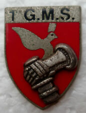 PINS MILITAIRE INSIGNE 1° GMS GROUPE MISSILES STRATEGIQUES MINIATURE h.23 mm N°3