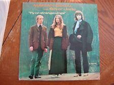 Marian Segal & Silver Jade Fly On Strangewings 1971 LP Folk/Psych EXCELLENT