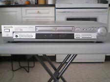 Used PANASONIC DVD & CD player, no. DVD-RV31, w/remote