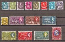 Kenya Uganda Tanganyika 1960-62 SG 183/98 Fine Used Cat £40