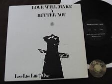 LP Love will Make a better you Love live life + One Japan 90s | M-