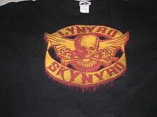 LARGE-- BLACK LYNYRD SKYNYRD 100% COTTON TEE- SHIRT