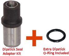 Universal Dipstick O-ring to Grommet-Seal Adapter Kit GM,Ford,Chrysler,Toyota...