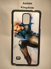 Samsung Galaxy Note 4 IV Anime Phone case DBZ Dragon Ball Z android 18