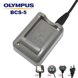 Original Olympus BCS-5 Charger For BLS-5 BLS-50 E-PL6 PL7 PL8 PL9 E410 E420 E450