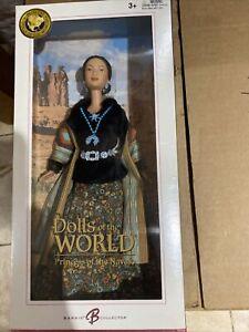 Princess of the Navajo 2004 Barbie Doll HL2