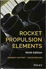 Rocket Propulsion Elements 9th Edition - George P. Sutton [P.D.F]