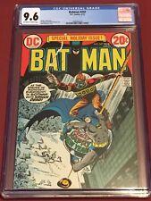 BATMAN 247 CGC 9.6 1974 Robin Kaluta Giordano