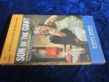 Vintage PB Signet 826 Stuart Engstrand SON OF GIANT 1950 1st NF Avati