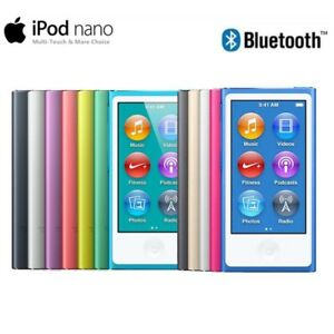 >>Apple iPod Nano 7th & 8th Generation 16GB (Choose Colors) Sealed--Retail Box<<