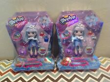 Shopkins Shoppies Gemma Stone Walmart Exclusive Doll 2016 New Lot