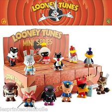 Set X3 Figur !!! Kidrobot Looney Tunes Series -  Figur 8cm Blind-Box 3""