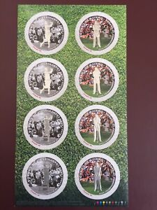Canada Stamp Booklet/Pane - 2004 49-cent GOLFING CIRCULAR Stamps(Pane of 8)