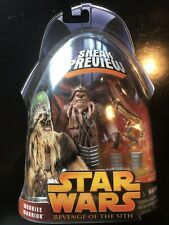 "Hasbro Star Wars Revenge Sith 3.75"" Wookie Warrior New Sneak Preview 3 Of 4"