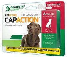 Flea Tick for Dogs Medication Medicine Pills Flea Treatment Large Dog 6 count