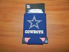 COWBOYS Can Cooler Koozie Neoprene NFL Licensed Product