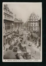 LONDON Royal Exchange Used 1925 RP PPC by Regent Publishing