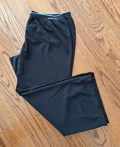 Patagonia Capilene Thermal Baselayer Pants Men's M Black EUC