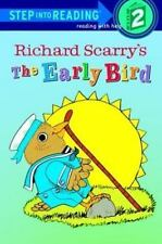 Richard Scarry's The Early Bird (Step-Into-Reading, Step 2)-ExLibrary