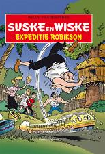 LUXE Suske en Wiske expeditie Robikson 2012