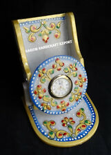 Marble Mobile Cell Phone Stand cum Watch Stone Art Handicraft Best Decor Gifts