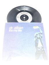 "DR ALBAN - It's My Life (Radio & Club Edit) - 1992 UK 2-track 7"" Vinyl Single"