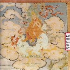 HENRY WOLF NANCY HENNINGS Tibetan bells CD italian prog
