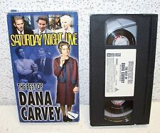 Saturday Night Live Best of Dana Carvey VHS Video Out Of Print SNL