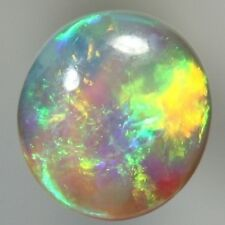 ATC6869: SOLID CRYSTAL OPAL Rolling flashes of orange