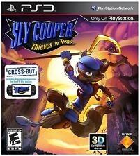 Sly Cooper: Thieves in Time  (Playstation 3)